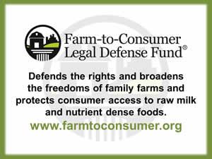 Farm to Consumer Legal Defense Fund
