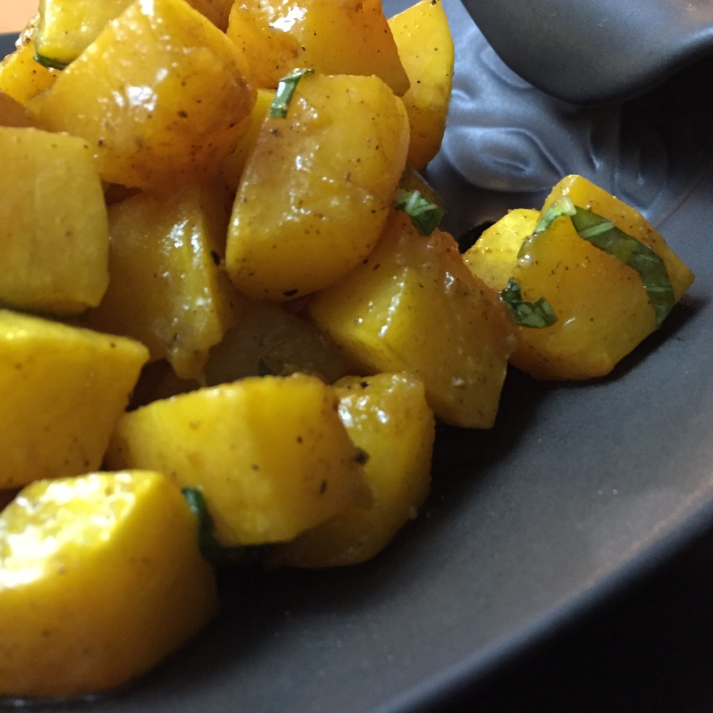 Six-spiced Butternut Squash by My Longevity Kitchen