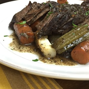 Grass-fed Pot Roast - My Longevity Kitchen