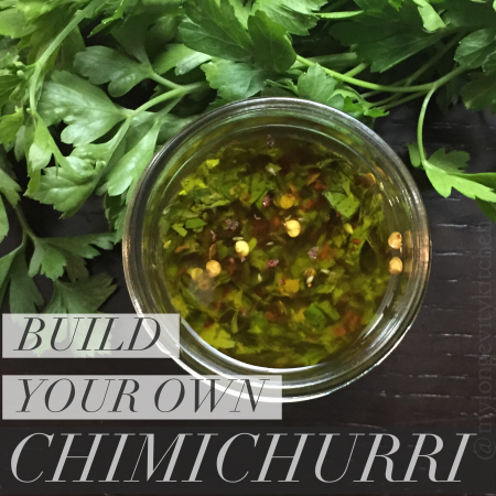 Chimichurri Word Swag
