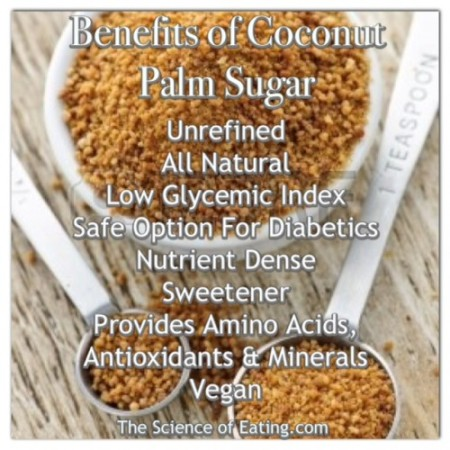 Benefits of Coconut-Palm-Sugar