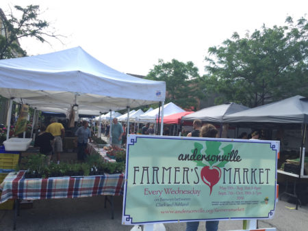 Andersonville Farmers Market Meetup Chicago