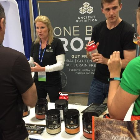 Bone Broth Protein at Paleo fx