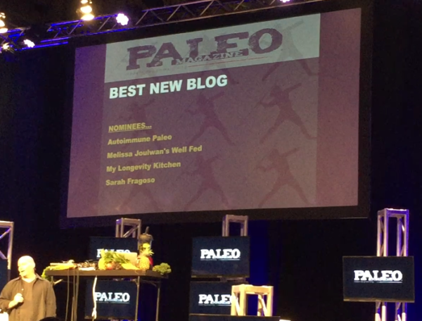 Best New Blogs at Paleo Magazine Awards Best of 2016