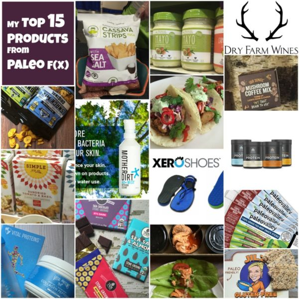 Paleo fx 2016 top products