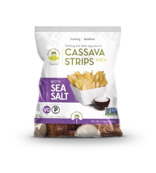 Cassava Strips by Artisan Tropics