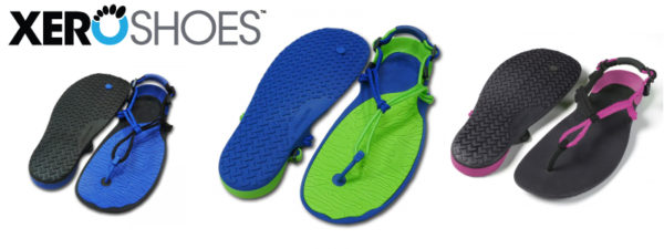 Xero Shoes Minimalist Sandals