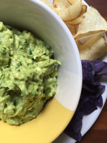 Get your daily dose of probiotics using sauerkraut brine and fermented veggies in this Probiotic Guacamole by Marisa Moon of My Longevity Kitchen