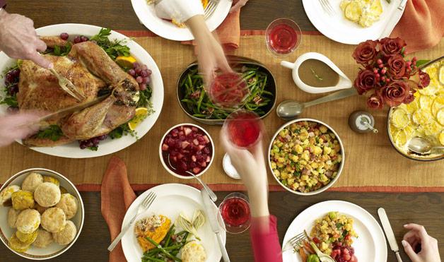 Thanksgiving Photo: Satya Murthy