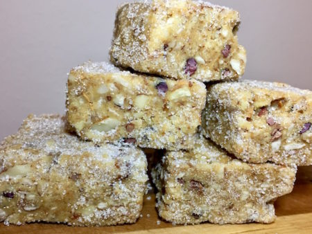 Nutty Butter Collagen Bars by Marisa Moon of My Longevity Kitchen