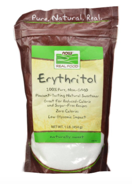 Erythritol by Now Foods