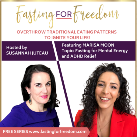 Marisa Moon Fasting Freedom Summit